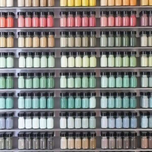 Pigmentfarben